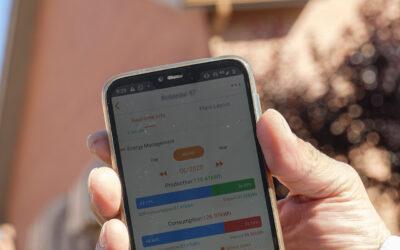 Tu 'app' para controlar el autoconsumo con placas solares