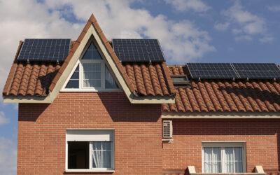 Instalación de placas solares de Urbi Solar en Rivas Vaciamadrid
