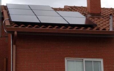 Instalación de paneles solares en Rivas Vaciamadrid: ¡bonitos y rentables incluso bajo la lluvia!