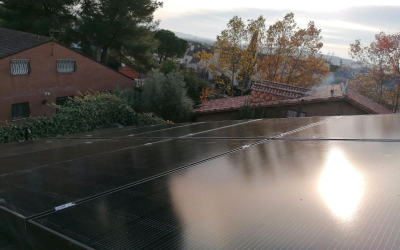 Instalaciones de placas solares realizadas en Rivas-Vaciamadrid por la empresa Urbi Solar.