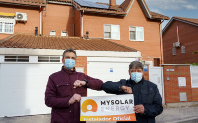 Urbi Solar se convierte en instalador oficial de MySolarEnergy