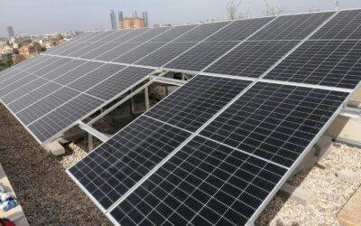 Instalación de placas solares fotovoltaicas trifásica de 10 Kw en Madrid capital