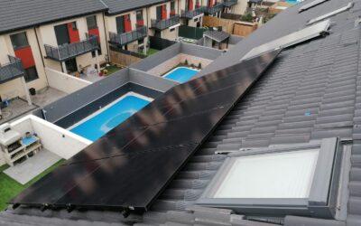 Tres instalaciones en Rivas Vaciamadrid 3 kw, paneles Sun Power, con 25 años de garantía de producto y 25 años de producción
